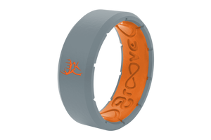 Buck Commander Storm Grey - Groove Life Silicone Wedding Rings