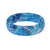 FisheWear Cosmo Coho - Thin - Groove Life Silicone Wedding Rings