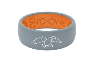 Duck Commander Storm Grey - Groove Life Wedding Rings