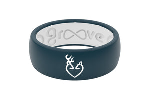 Silicone Ring Groove Custom | Deer Heart Original