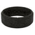Edge Dimension Prism Black - Groove Life Silicone Wedding Rings