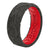 Edge Dimension Sierra Black/Red - Groove Life Silicone Wedding Rings