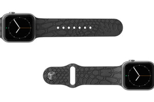 PREORDER | Watch Band Dimension Kryptek Etch Deep Stone Grey | Ships in August - Groove Life Silicone Wedding Rings