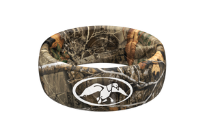 Original Camo Duck Commander Realtree Edge - Groove Life Silicone Wedding Rings