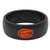 Original College Florida Black Color Fill - Groove Life Silicone Wedding Rings