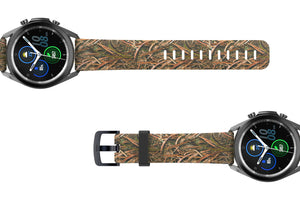 Mossy Oak Blades Samsung 22mm Watch Band - Groove Life
