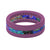 Thin Air Twilight - Groove Life Silicone Wedding Rings