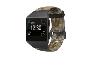 Fitbit Watch Band Ionic Kryptek Highlander - Groove Life Silicone Wedding Rings