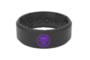 Marvel Black Panther - Groove Life Silicone Rings