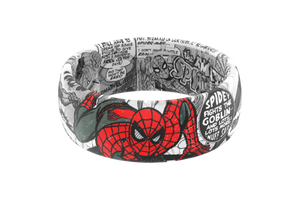 Spider-Man Black and White Comic