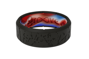 Mayhem Incognito - Groove Life Silicone Wedding Rings