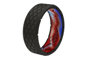 Mayhem Grip - Groove Life Silicone Wedding Rings