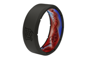 Mayhem Solid - Groove Life Silicone Wedding Rings