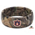 Original College Mossy Oak Auburn Logo - Groove Life Silicone Wedding Rings