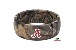 Original College Mossy Oak Alabama Logo