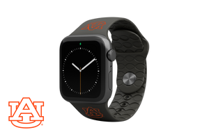 Apple Watch Band College Auburn Black