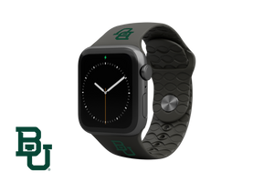 Apple Watch Band College Baylor Black - Groove Life
