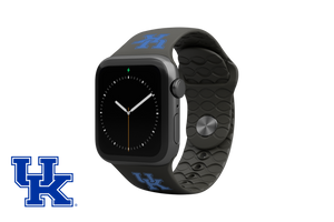 Apple Watch Band College Kentucky Black