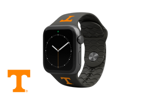 Apple Watch Band College Tennessee Black
