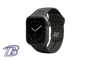 Apple Watch Band NFL Baltimore Ravens Black - Groove Life