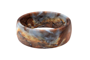 Original Nomad Magma - Groove Life Silicone Wedding Rings