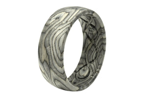 Original Nomad Ash - Groove Life Silicone Wedding Rings