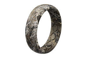 Thin Camo Realtree Excape - Groove Life Silicone Wedding Rings