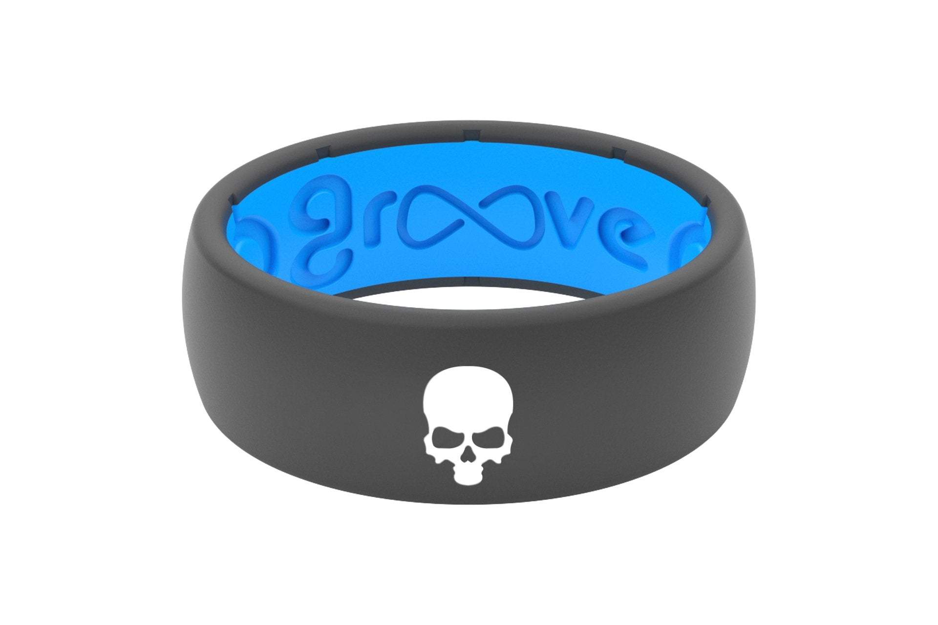 f490be84efb48 Groove Custom - Skull - Original | Groove Life | Silicone Rings