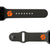 Apple Watch Band College Clemson Black - Groove Life