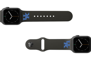 Apple Watch Band College Kentucky Black - Groove Life