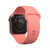 Apple Watch Band Solid Coral - Groove Life