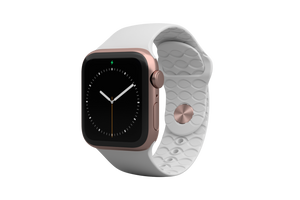 Apple Watch Band Solid White