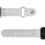 Apple Watch Band Solid White - Groove Life Silicone Wedding Rings