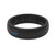 Thin Protector Black/Black Dual - Groove Life Silicone Wedding Rings
