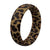 Leopard - Thin - Groove Life Silicone Wedding Rings