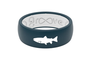 Silicone Ring Groove Custom | Trout Original