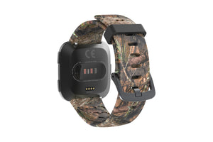 Mossy Oak Breakup Fitbit Versa Watch Band - Groove Life