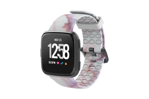 Carrera Marble - Fitbit Versa Watch Band