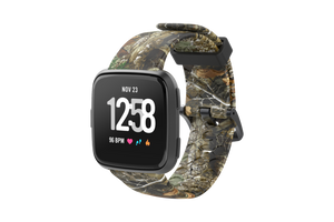 Realtree Edge Fitbit Versa Watch Band - Groove Life