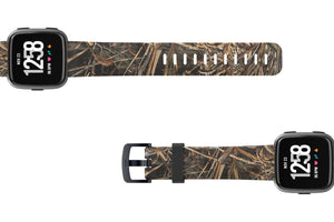 Realtree Max 5 Fitbit Versa Watch Band - Groove Life