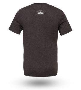 Shirt Adventure Gear Big Horn Sheep Dark Grey Heather - Groove Life Silicone Wedding Rings