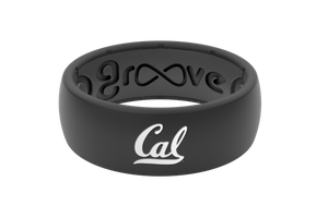 Original College California Berkeley - Groove Life Silicone Wedding Rings