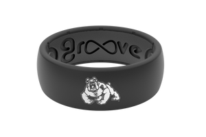Original College Fresno State - Groove Life Silicone Wedding Rings