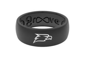 Original College Georgia Southern - Groove Life Silicone Wedding Rings