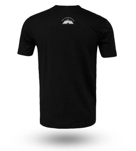 Shirt Adventure Gear Yeti Black Heather