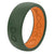 Original Solid Moss Green - Groove Life Silicone Wedding Rings