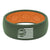 Original OHT Moss Green/Orange/White Flag - Groove Life Silicone Wedding Rings