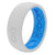 Original Solid Snow - Groove Life Silicone Wedding Rings