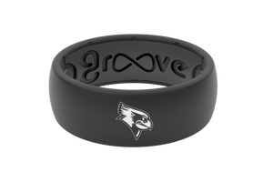 Original College Illinois State - Groove Life Silicone Wedding Rings