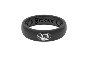 Thin College Missouri - Groove Life Silicone Wedding Rings